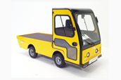Flat Bed Buggy with Cab
