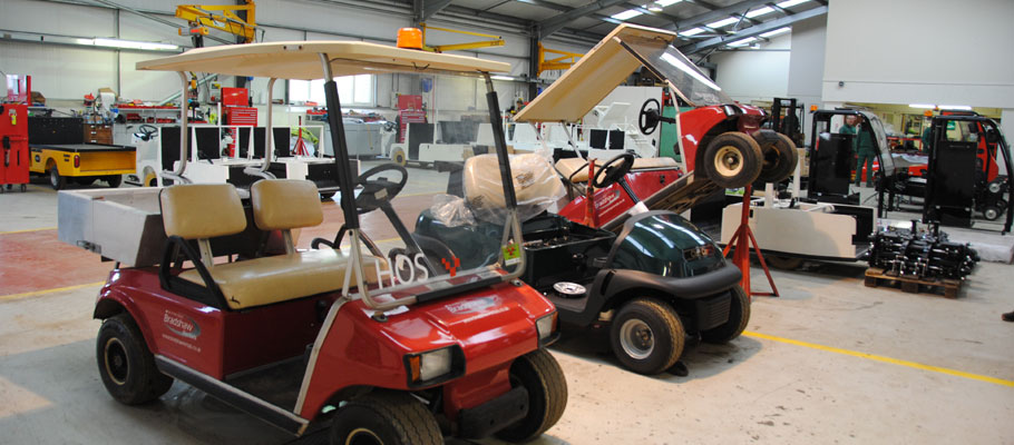 About Bradshaw Golf Buggy Hire