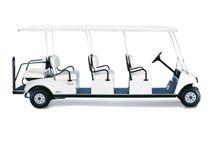 Villager 8 Seater Buggy